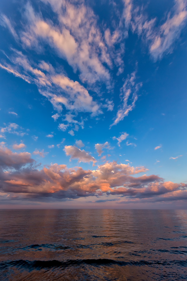 Lake Michigan Cloudscape 4