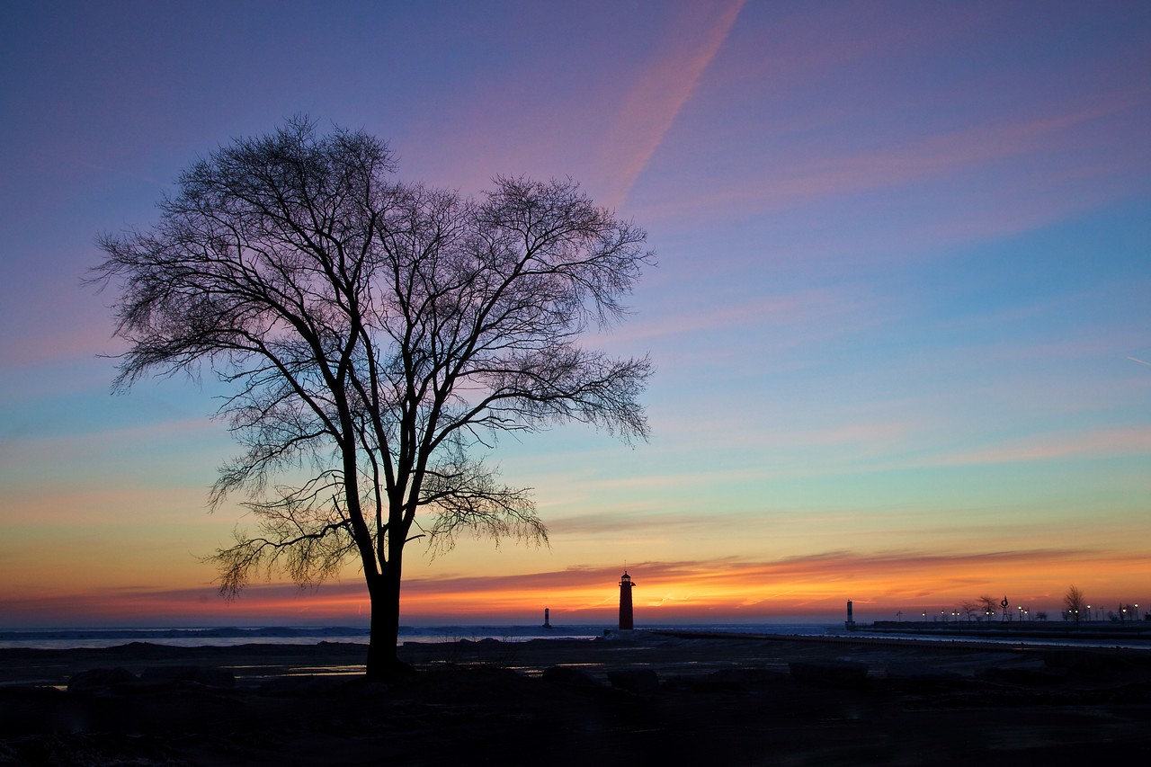 Sunrise Below Zero