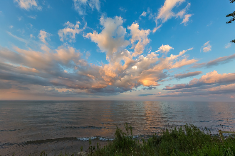 Lake Michigan Cloudscape 1