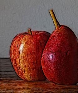 Apple & Pear  08 11 12  020-2