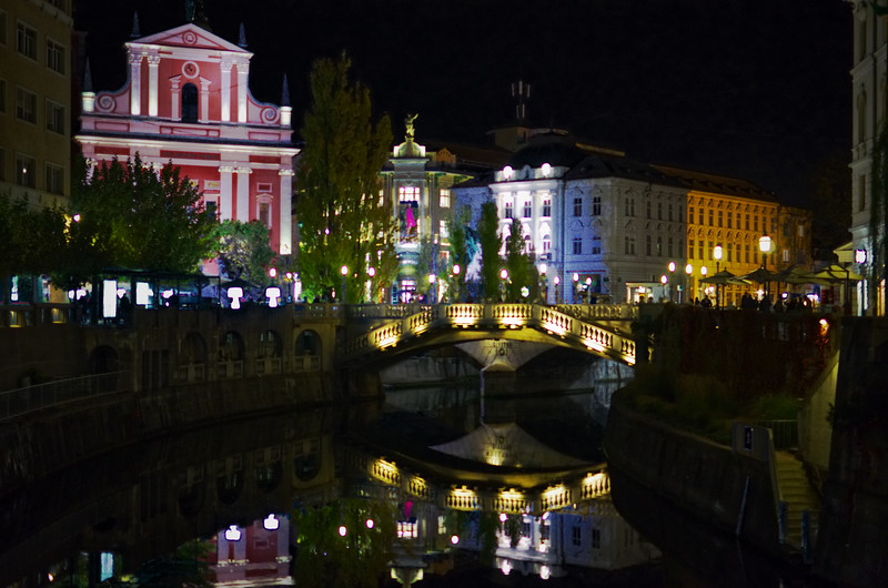 Icons of Ljubljana