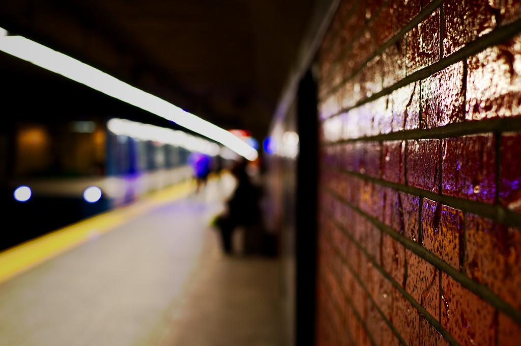 Bricks & Blur