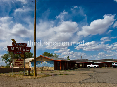 Vaughn, New Mexico.