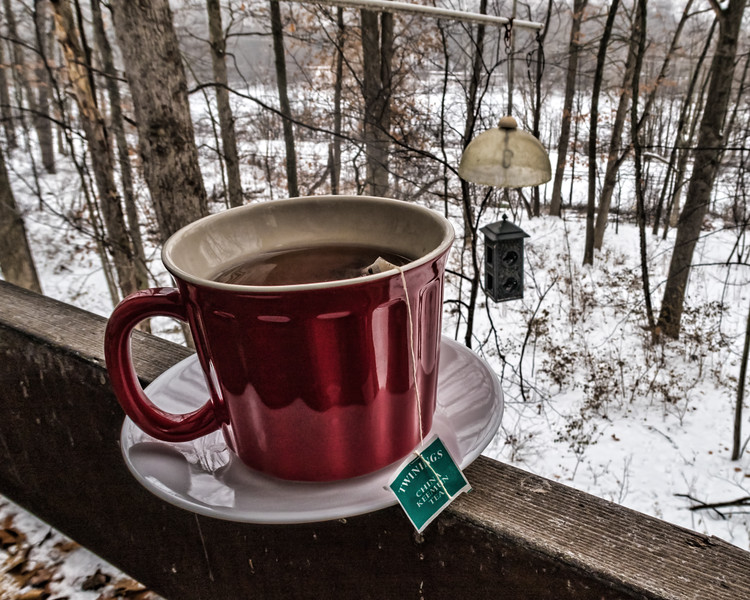 A mug of Keemun on a cold day. (sc 2018-1-10)