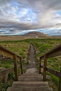Trail from Skálholt