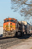 417-8920 Model ES44AC, BNSF 4729 at Richmond, Texas, February 22 2017