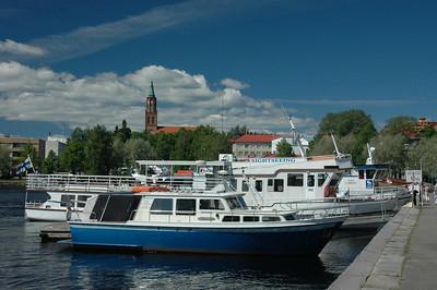Savonlinna, Finland.
