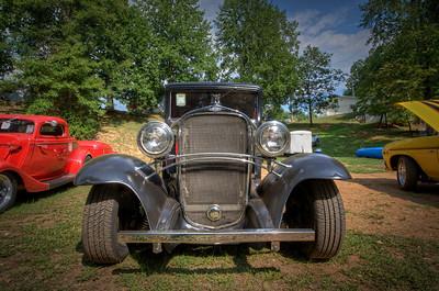 Car Show, Georgia USA.