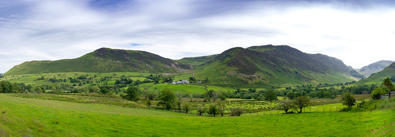 Countryside near Keswick