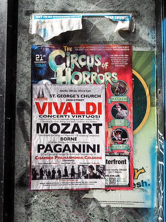 Vivaldi's Circus of Horrors