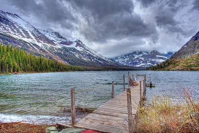Josephine Lake Dock