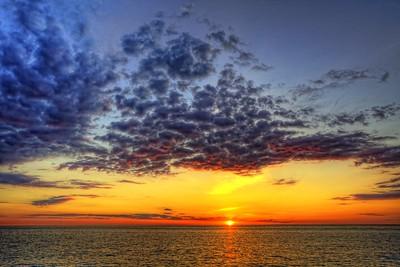 Sunrise at Carthage