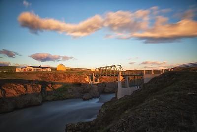 Old Bridge at Gođafoss