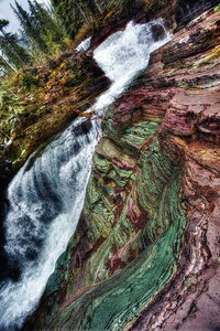 Layers and Falls