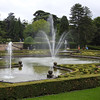 FOUNTAIN BLENHEIM PALACE by Michael Yarrow