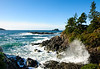 Stormy Morning. Near Ucluelet, B.C.