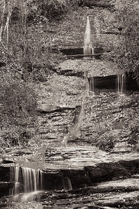 Water Fall - Deep Creek, Great Smokies National Park, NC