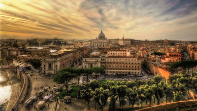 The Vatican, Rome.