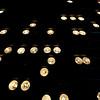 Votive Candles, Riga, Latvia Cathedral.