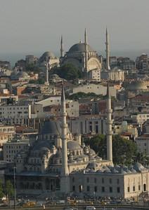 Mosque of Sultanahmet, Istanbul, Turkey.