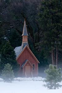 Yosemite Valley 2007