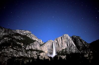 Upper Yosemite Falls 1993