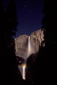 Upper & Lower Yosemite Falls 2006