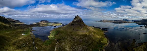 Kirkjufell (Church Mountain), Iceland