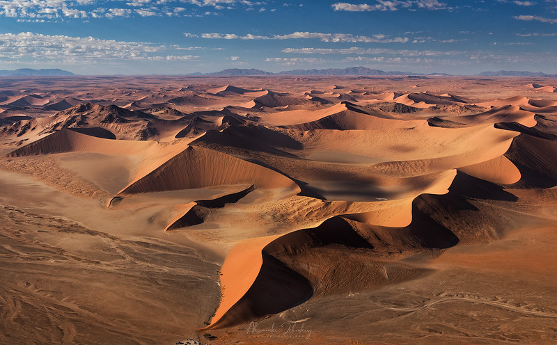 The Great Dunes of Namib II