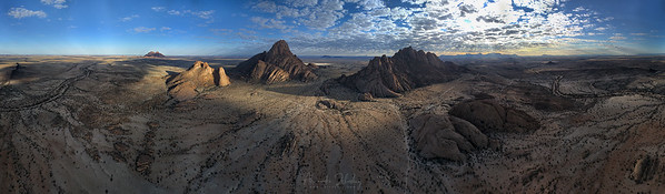 Grosse Spitzkoppe Mountain
