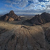 Grosse Spitzkoppe Mountain