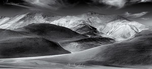 Altiplano Mountains