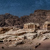 The Kings' tombs of Petra