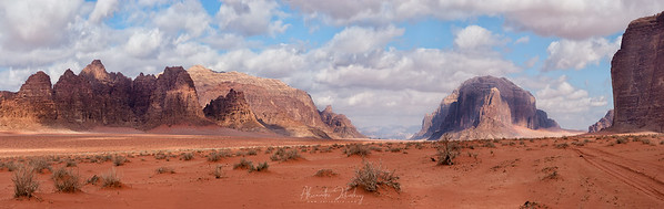 Red Sands of Wadi Rum