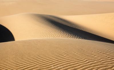 Shapes of Namib