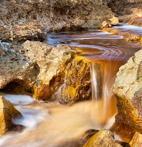 Dead Water Flow