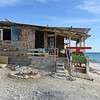 Beach hut in southern Bonaire