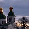 Orthodox monastery in Kiev, Ukraine