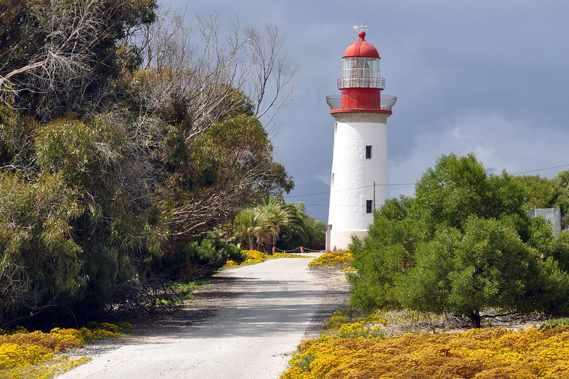 Robben Island lighthouse, South Africa