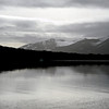 Moody early morning at Selbukta in the northern Hornsund, Svalbard
