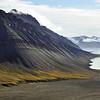 Firkanten (483 m) and Kolthoffberget (676 m) in the Van Keulenfjorden, Svalbard