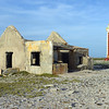 Abandoned lighthouse keeper's home on southeast Bonaire
