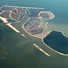 The Marker Wadden, a new cluster of artificial islands in the IJsselmeer, The Netherlands