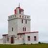 Dyrholaey lighthouse, southern Iceland