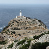 Cap Formentor in northeastern Mallorca, Spain