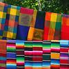 Traditional textiles in Yucatan, Mexico