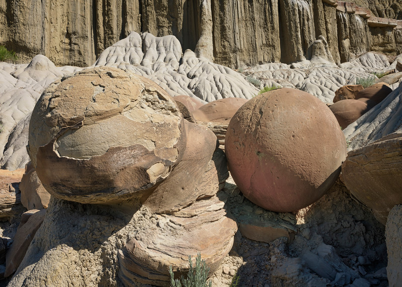 Cannonball Concretions Pullout - North Unit