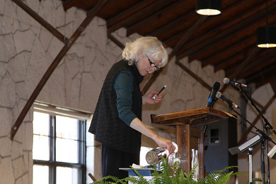 Barbara Brown Taylor at Mo-Ranch 2011