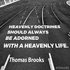 Thomas Brooks on Life