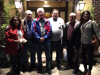 Therapy Dinner 5-12-2017